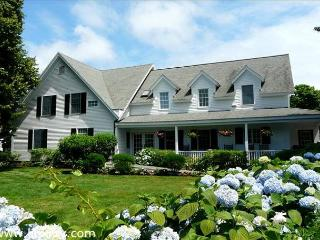 Luxury In-town Edgartown Home with Pool - Martha's Vineyard vacation rentals