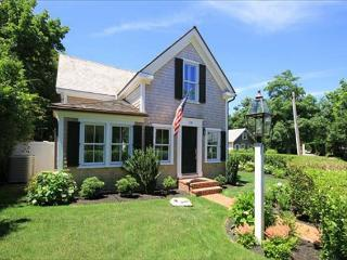 Beautiful in-town Edgartown Home with Carriage House - Edgartown vacation rentals