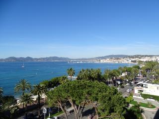 Luxury apartment with sea views on the Croisette - Cannes vacation rentals