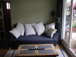 Great 2BR 1BA (+terrace) Rue Duhesme-Montmartre - Paris vacation rentals