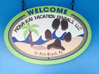 Big Dog Friendly Near Beach Vacation Rental - Saint Pete Beach vacation rentals