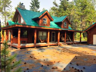 Log Home with Lake Cascade Beach & Boat Access - McCall vacation rentals