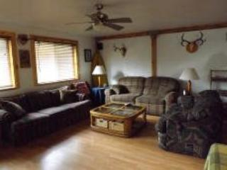 Wonderful cozy cabin tucked into the tall trees, very close to beach and boat launch. - Southwestern Idaho vacation rentals
