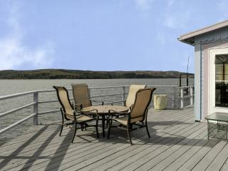 Charming Home on Tomales Bay at Spectacular Pt Rey - Marshall vacation rentals