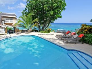 BEACHFRONT! STAFF! SNORKELING! POOL! Afterglow - Tower Isle vacation rentals
