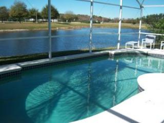 4 Bedroom 3 Bath Home Overlooking Lake With Games Room! - Image 1 - Orlando - rentals
