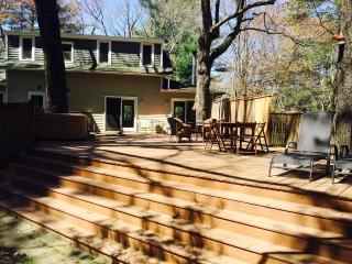 aqua Deck House **6/28-7/5 $1895 HOT TUB  ** - Southwest Michigan vacation rentals