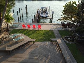 Riley's Retreat Waterfront Vacation Rentals - Treasure Island vacation rentals