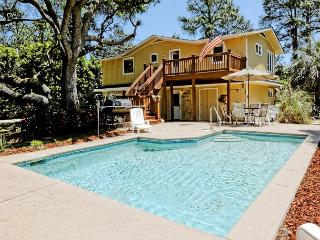 Beautiful and Exciting 2nd Row 5BR/3BA Home has been Totally Renovated - South Carolina Island Area vacation rentals