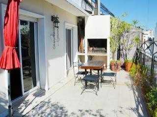 BEST RECOLETA 2 bedroom 4-5 PAX terrace + BBQ - Buenos Aires vacation rentals