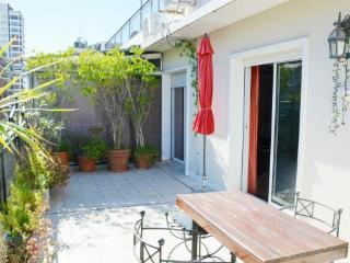 BEST RECOLETA 2 bedroom 4-5 PAX terrace + BBQ - Buenos Aires vacation rentals