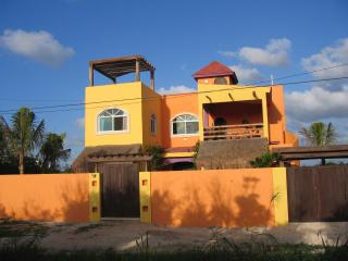 Private, secluded Isla Villa on Quiet Road - Isla Mujeres vacation rentals