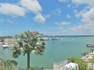 Big wide open water views from screened lanai! - Marco Island vacation rentals