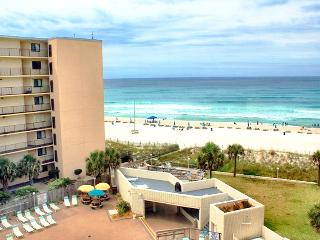 Top of the Gulf #607 - AVAIL 5/31-6/5! Studio w/Pool and Gulf Views! Panama City Beach - Panama City vacation rentals