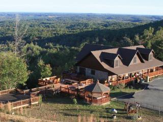 Luxury Cabin in Blue Ridge Mountains, NC - Dobson vacation rentals
