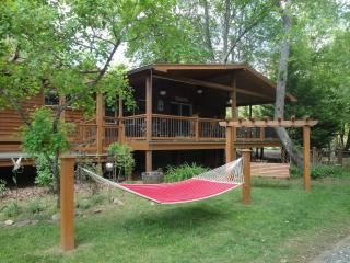 The River Dream- Riverfront sleeps 8 -near mines - Franklin vacation rentals
