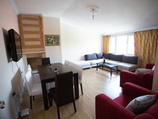 4 bedroom,2 bathroom,up to 14 person / SiSLi - Istanbul vacation rentals