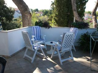 Apartment with terrace next to the beach - Brac vacation rentals