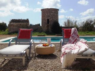 Rural Villa in Playa de Muro - Playa de Muro vacation rentals