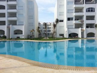 Asilah Marina Golf, Lovely Seaview Flat - Morocco vacation rentals