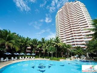 Two Bedroom Suite Apartment in a Cha-Am Resort HHHOL7153 - Cha-am vacation rentals