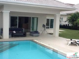Three-Bedroom House with Pool in West Hua Hin HHOL7112X - Hua Hin vacation rentals