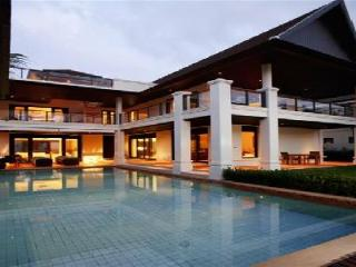 Luxury ocean-view villa with private pool on Bangtao Bay adjacent to the Banyan Tree hotel and Laguna facilities HOL1959 - Bang Tao vacation rentals