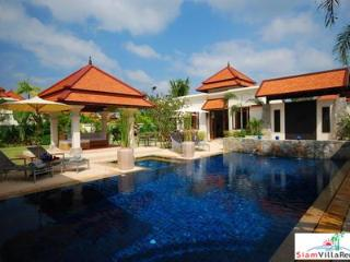 Luxurious 4 Bedroom House with Swimming Pool and Excellent Facilities For Holiday Rent at Laguna, Phuket - Cherngtalay vacation rentals