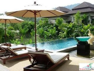 Luxury 3 Bedroom Pool Villas with External Jacuzzi For Holiday Rent at Nai Harn, Phuket - Kata vacation rentals