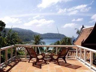 Luxury 3 Bedroom House with Sea-Views and a Private Pool for Holiday Rent at Kata - Kata vacation rentals