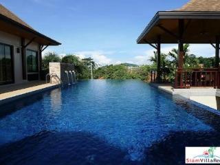 Luxurious 4 Bedroom Thai Style House Near Beach - Kata vacation rentals