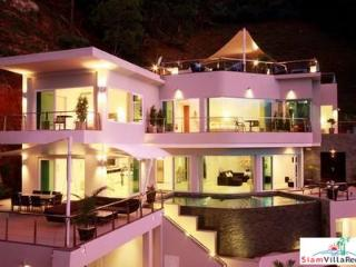 Contemporary Four Bedroom Home with Sea-views at Bang Tao For Holiday Rental - Bang Tao vacation rentals