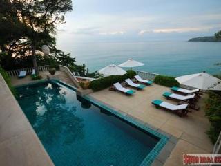Stunning 6 Bedroom Oceanside Holiday Villa in Surin HOL3693 - Surin Beach vacation rentals