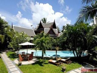 Luxury 8 Bedroom Villa near Bang Tao Beach - Bang Tao vacation rentals