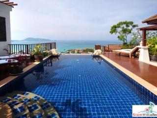 3 Bedroom Estate with Sea Views in Patong, Phuket - Patong vacation rentals