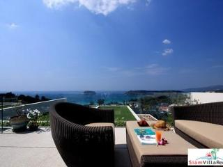 Two Bedroom Hillside Apartment with Beautiful Sea View in Kata - Kata vacation rentals