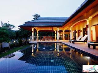 Spacious and Pristine 4 Bedroom Villa in quiet and convenient location close to Nai Harn beach. - Kata vacation rentals