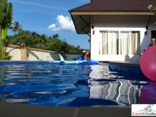 Thai-Bali Three Bedroom Pool Villa in a Picturesque Area near Ao Nang Beach, Krabi - Krabi Province vacation rentals