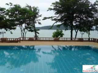 Spectacular Oceanfront Three Bedroom Holiday Home with Pool in Chalong - Rawai vacation rentals
