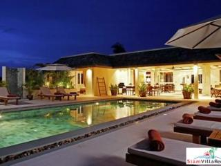 Spectacular Sea View Six Bedroom Pool Villa in Kata with Private Gym and Spa - Kata vacation rentals