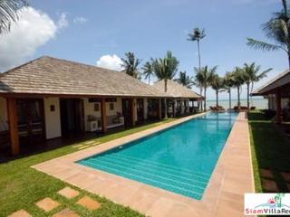 Relaxed Beachfront Pool Villa Available with Three or Six Bedrooms in Plai Laem, Samui HOL4159 - Bophut vacation rentals