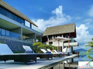 Ultra Modern Sea View Pool Villa with Six Bedrooms in Bophut, Samui HOL4177 - Bophut vacation rentals