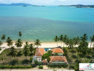 Private Beachfront Villa with Two or Three Bedrooms at Big Buddha Beach, Samui HOL4188 - Bophut vacation rentals