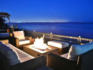 Oceanfront: Largest Entertaining Deck - Malibu vacation rentals