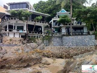 Large One Bedroom Beachfront Apartment on Patong Beach's North End - Patong vacation rentals