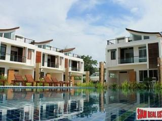 New Three-Bedroom Townhome with Jacuzzi Roof Terrace in Rawai - Rawai vacation rentals