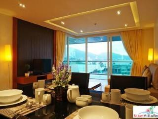 Sea-View Two-Bedroom Apartment in Upscale North Patong Residence HOL6753 - Patong vacation rentals