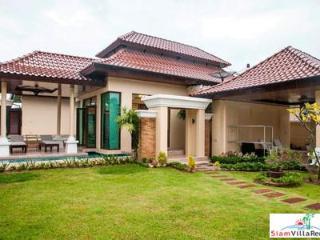 Modern 3-Bedroom Balinese Pool Villa in Bang Tao - Bang Tao vacation rentals