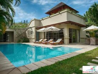 Tropical Modern 3-Bedroom Pool Villa in Bang Tao - Bang Tao vacation rentals