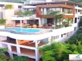 Sea View Cliffside 5-Bedroom Villa in BangTao - Bang Tao vacation rentals